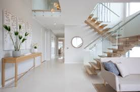Glass Banister Staircase Glass Stair Railing Staircase Contemporary With Glass Stair