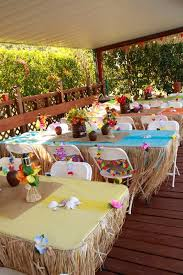 Tropical Party Decorating Ideas