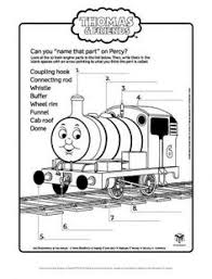 front percy cut standee thomasandfriends
