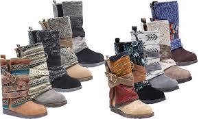 groupon s boots muk luks s or nevia boots sizes 6 7 11 groupon