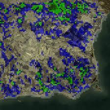 Dayz Sa Map грядущее улучшение растительности в Dayz Sa блоги блоги