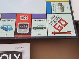 Deco Vintage Americaine Monopoly Vw Edition Limitée Usa Déco Américaine
