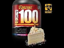 mutant pro 100 review taste test birthday cake flavor