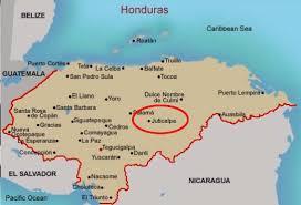 Roatan Map Honduras Report