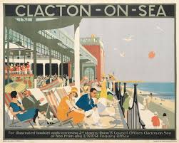 Best Room Posters Seaside Railway Posters Make 13 207 In New York Auction Bbc News