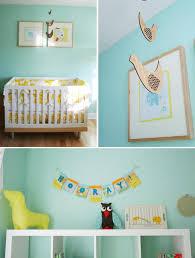 chambre b b jaune bleu chambre bebe idées décoration intérieure farik us
