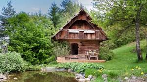 romantic tiny cottage in austria great small house design youtube