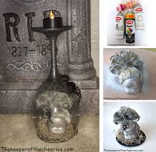 Glass Halloween Ornaments by Creepy Doll Head Halloween Decor