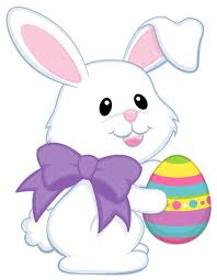 bunny easter easter bunny in cup transparent clipart im genes pascuas clipartix