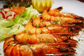 de cuisine antillaise crevettes au gingembre et citron vert cuisine antillaise