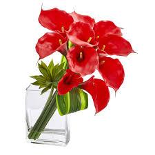 succulent bouquet 20 calla succulent bouquet artificial arrangement