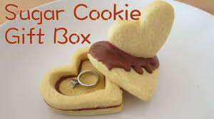 cookie gift boxes cookie gift box diy diy