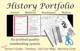 full introduction to the medieval history portfolio products