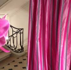 Striped Silk Fabric For Curtains Upholstery Fabric For Curtains Striped Silk Callas Houles