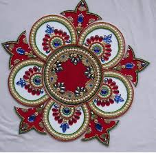 Swastik Decoration Pictures Rangoli Designs Manufacturer From Mumbai