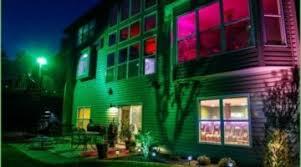 Colored Led Landscape Lighting Color Changing Led Plinth And Deck Light Led Plinth Light Led Deck