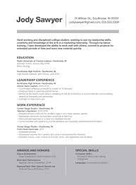 Sample Resume For First Year College Student Resume Samples 2012 For College Students