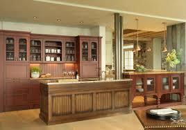 decor rustic kitchen cabinets imposing rustic knotty alder