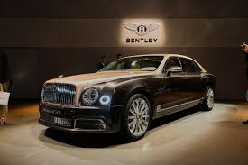 new bentley sedan the 2017 bentley mulsanne defines an entirely new level of luxury