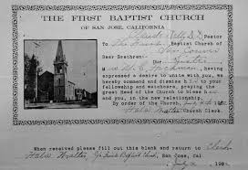 church membership transfers vancouver as it was a photo