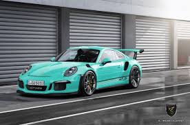 porsche 911 gt3 rs by porsche exclusive rendered autoevolution
