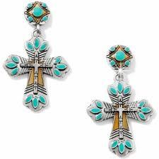 post type earrings earrings brighton silver stud hoop post earring for women