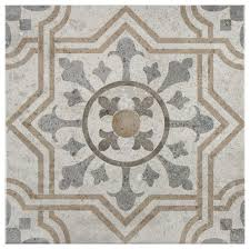 13 13 x13 13 asturias decor jet ceramic floor and wall tiles set