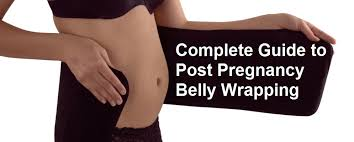 post pregnancy belly wrap post pregnancy belly wrapping