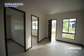 aspen heights subdivision buy brand new house and lot for sale in