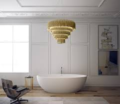 Bathroom Chandelier Lighting Ideas 5 Bathroom Lighting Ideas You Need To Use In 2017