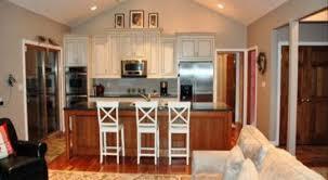 Open Floor Plan Kitchen And Living Room Open Floor Plan For Small Kitchen And Living Room Open Kitchen