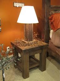 farmhouse nightstand fence row furniture