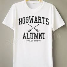 harry potter alumni shirt hogwarts alumni t shirt harry from adorabear2014 on etsy