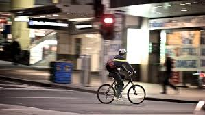 beating the red light beating a ticket for running a red light on a bicycle when you are