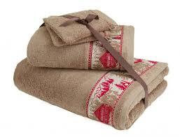linge de lit style chalet montagne l u0027amour du beau linge par linvosges déco linge de maison