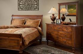 Solid Bedroom Furniture Bedroom With Wrought Iron Wall Decor And Solid Oak Furniture