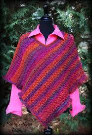 Theeffortlesschic Effortless Chic Poncho Free Crochet Pattern