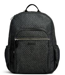 vera bradley home decor vera bradley denim iconic campus backpack dillards