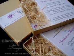 wedding invitations cork vineyard wedding invitations with cork and wood for a