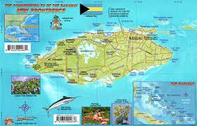 Bahama Islands Map Nassau Historic Walking Tour U0026 New Providence Island Bahamas Maps