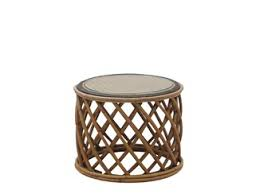 round rattan side table rattan coffee tables archiproducts