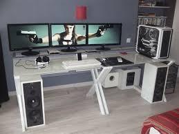 bureau pour gamer bureau pour gamer fauteuil de bureau home cinema sans fil siege
