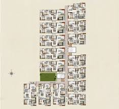 Palazzo Floor Plan Concrete Palazzo By Concrete Constructions 2 3 Bhk Apartments In