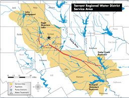 Dallas City Council District Map by Mansfield Water Quality All About The Water In Mansfield Texas