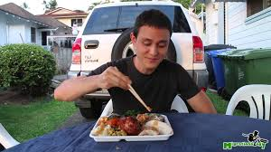thanksgiving dinner hawaii thanksgiving feast in hawaii and the surprise nugget youtube