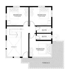 2 story house blueprints the 25 best two storey house plans ideas on sims