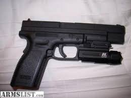 springfield xd tactical light armslist for sale springfield xd 9 tactical light 6 16rd mags more