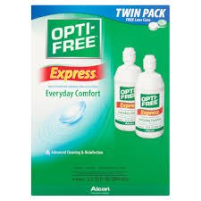 alcon opti free express everyday comfort multi purpose