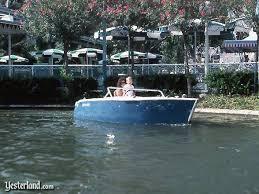 motor boat cruise at yesterland