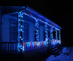 blue white christmas lights the peaceful symbol of using blue christmas lights lgilab com